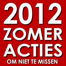 Develop Zomer Actie 2012